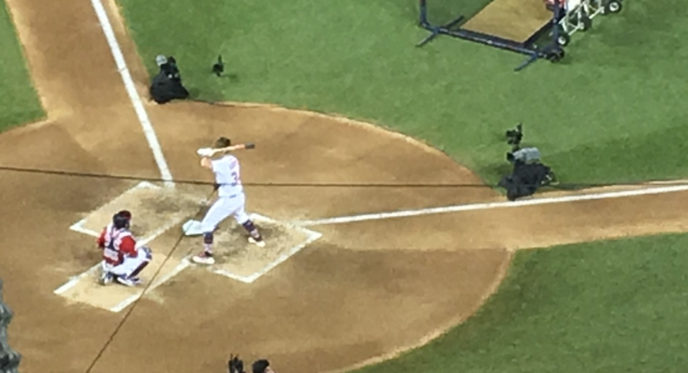 Bryce At The Plate