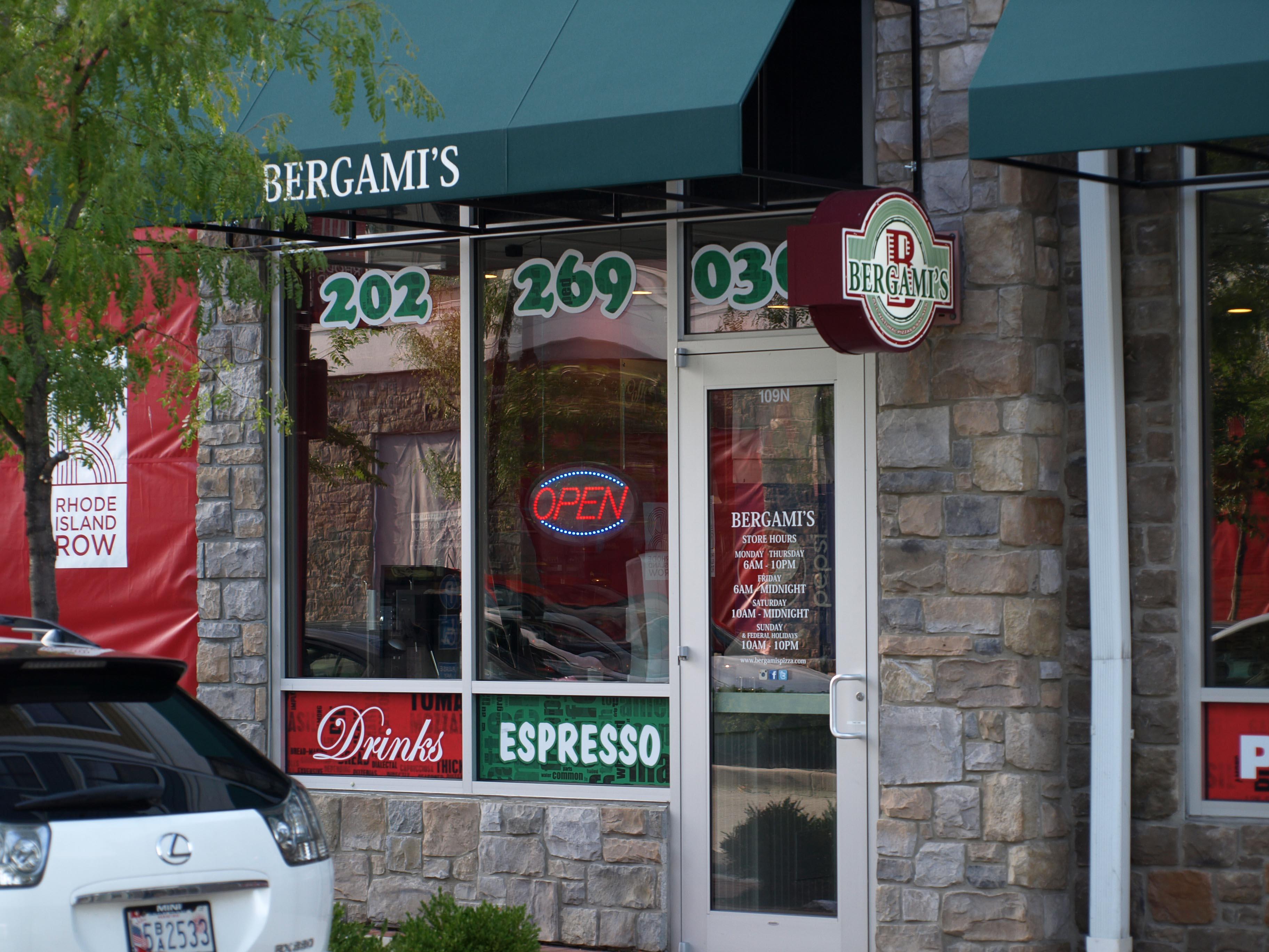 Bergami's