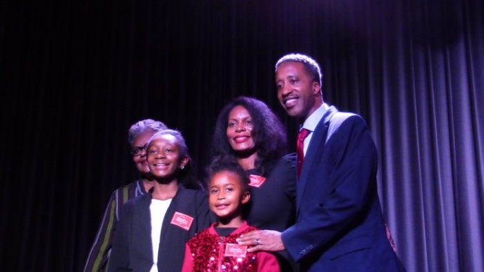 Kenyan McDuffie kicks-off re-election campaign
