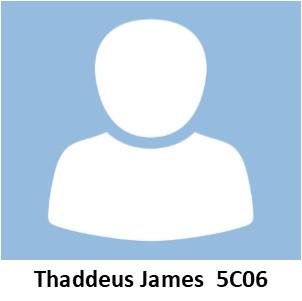 Thaddeus James