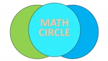 Math Circle logo.