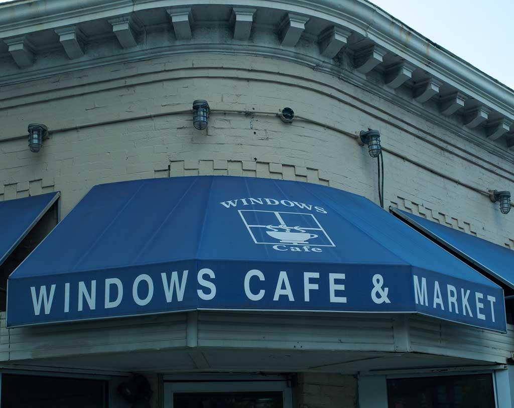 Windows Cafe & Market